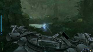 James Cameron's Avatar The Game RDA gameplay