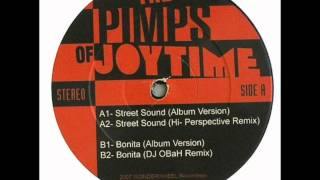 The Pimps of Joytime - Street Sound