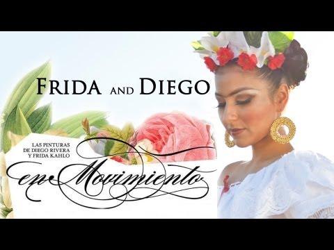 Las Pinturas de Frida Kahlo y Diego Rivera, En Movimiento