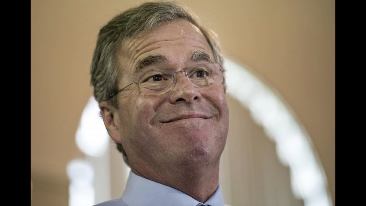 Jeb! Bush On Redskins Team Name Controversy