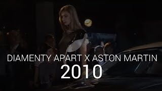 Diamenty Apart i Aston Martin