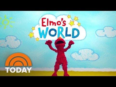 'Elmo's World': Sneak Peek At The New Season On 'Sesame Street'   TODAY