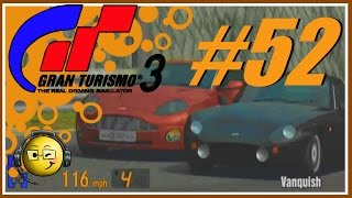 Let's Play Gran Turismo 3: Aspec Part 52: Professional FR Challenge (Aston Martin Vanquish)