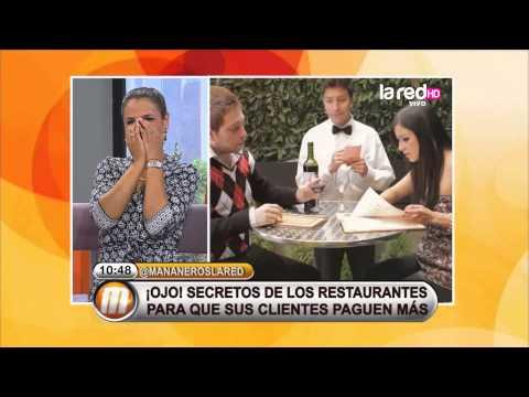 Javier Fernández desclasifica los mejores secretos de los restaurantes