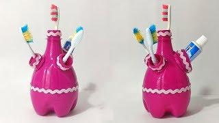 Идея из пластиковых бутылок для ванной. Поделки из пластиковых бутылок