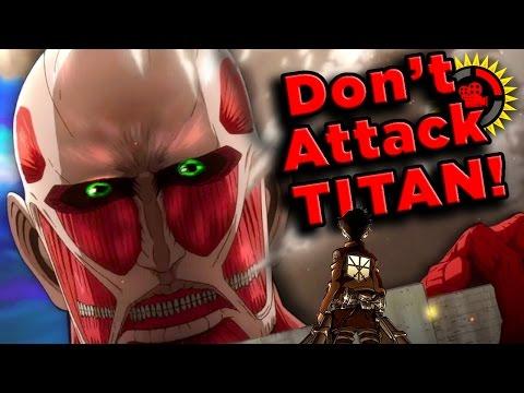 Film Theory: DON'T Attack The Titans! (Attack on Titan)