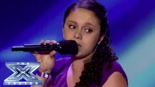 "Download Lagu Simone Torres - Revs Up with ""Mustang Sally"" - THE X FACTOR USA 2013 Gratis STAFABAND"