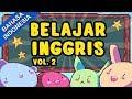 Lagu 25 Menit Kompilasi Lagu Belajar Bahasa Inggris Vol.2  Lagu Anak Indonesia 2019 Terbaru  Bibitsku