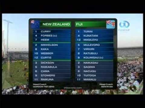 Dubai 7s 2013 Semifinal  Fiji 44 NZ 0.....7s Game of the Century... Pulsating Indeed....