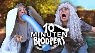 10 MINUTEN BLOOPER SPECIAL 4 | Joey's Jungle