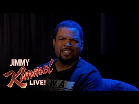 Ice Cube Saying Nice Things Angrily Means Today Was A Good Day