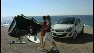 Nuova Opel Corsa 2011