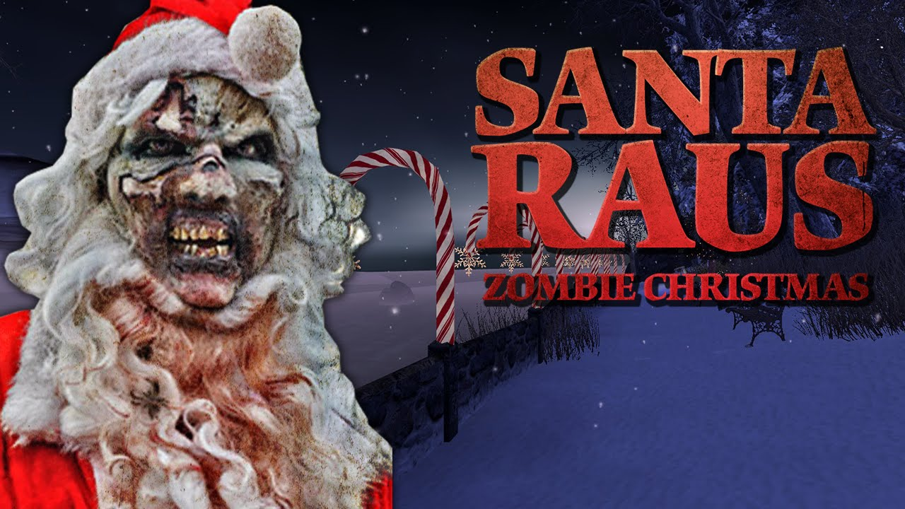 Zombie Santa Game Santa Raus Zombies ★ Call of