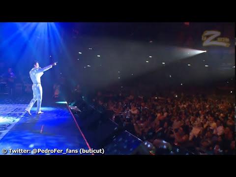 Concierto Completo de Pedro Fernandez - La Descarga de la Z 2014