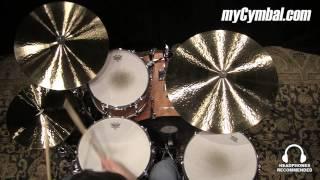"Paiste 18"" Signature Full Crash Cymbal (4001418-1051414PP)"