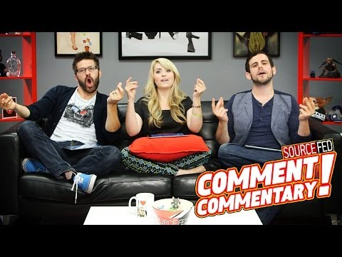 Sexy Orgy Poetry Reading On Comment Commentary #129 video