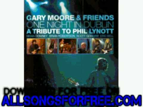 gary moore&friends - Black Rose (Feat Scott Gorham - One N