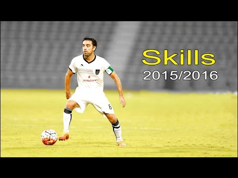 Xavi Hernández ● Al-Sadd ● Goals, Skills & Assists ● 2015/2016 ● ||HD||