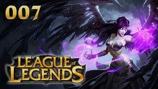 League Of Legends #007 - Morgana [deutsch] [720p][commentary]