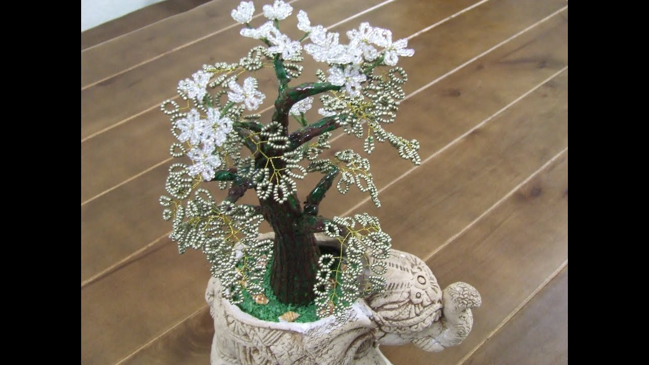 Бонсай денежное дерево своими руками из