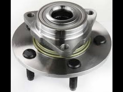 Dodge Ram 1500 4x4 Hub / replacement without removing the axle.