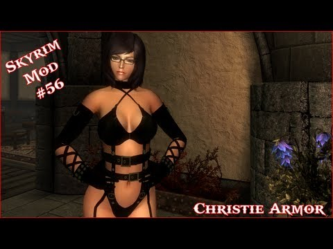The Elder Scrolls V: Skyrim - Christie Armor For CBBE V3 Mod