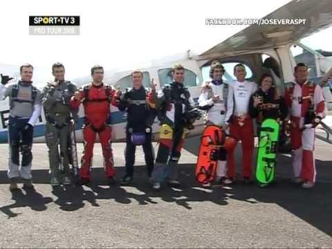 (1ªparte) Jose Veras 2008 – SPORT TV3 – 3ªEtapa SkySurf ProTour…