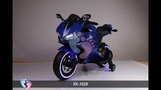 Xe mô tô điện trẻ em Ducatic SX-1628 - Xechobe.com.vn