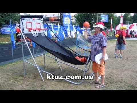 Аттракцион Баскетбольная дуэль