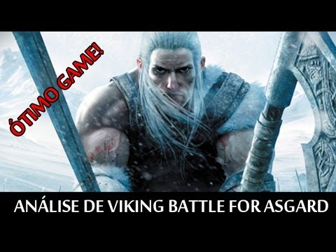 Análise Viking Battle for Asgard - PC