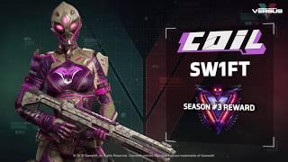 Modern Combat Versus: Coil SW1FT Trailer
