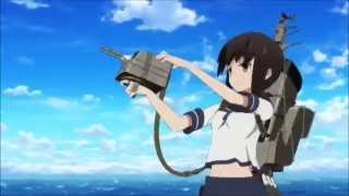 Kancolle - she almost sunk