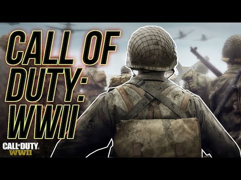 Call of Duty WWII Open Beta!!