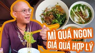 Food For Good #440: Hoàng Ký mì gia xứng danh nằm trong top 5 quán mì Hoa ngon rẻ nhất Saigon ?