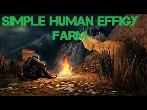 Dark Souls II: Simple Human Effigy Farm