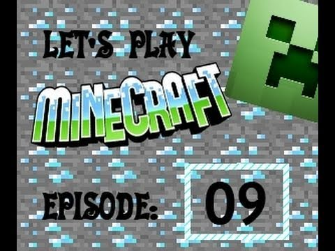 Lets play Minecraft: 009 -Zombie Trap!-