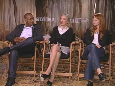 Catherine OHara, Forest Whitaker & Lauren Ambrose - Interview Video