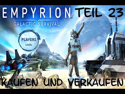 Empyrion - #023 Kaufen und Verkaufen - Let's Play mit MultiViewAction in Deutsch [2021]