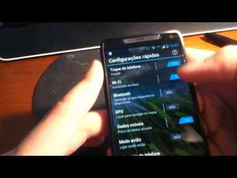 Motorola RAZR i - XT890 Hands On