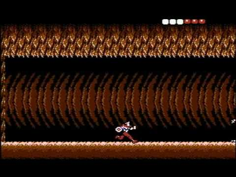 Rygar Game Review (NES) - The Zero Gamer