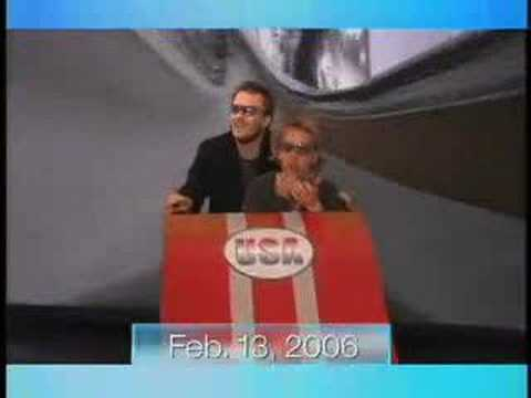 Ellen's tribute to Heath Ledger