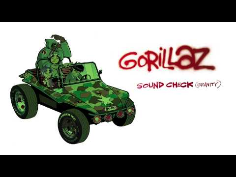 Gorillaz - Gravity Sound Check