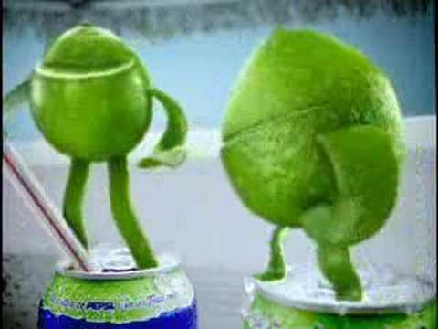 Pepsi Twist - Lim�es - Irm�