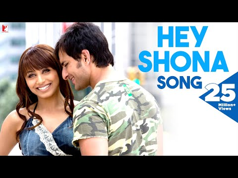 Hey Shona - Song - Ta Ra Rum Pum - Saif Ali Khan | Rani Mukerji video