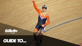 Guide to Track Cycling with Jeffrey Hoogland | Gillette World Sport