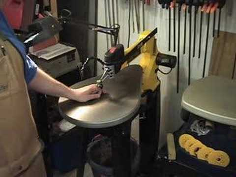 Selecting A Scroll Saw Part Two