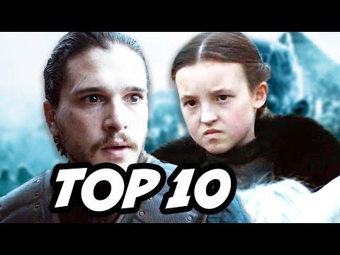Game Of Thrones Season 6 TOP 10 Episodes RANKED