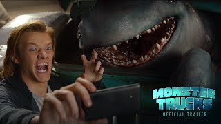 Monster Trucks Trailer (2017) - Paramount Pictures
