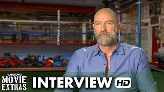 Creed (2015) Behind the Scenes Movie Interview - Graham McTavish is 'Tommy Holiday'