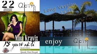 Akti Beach Bar Sadova - 15 years party (Qmark & Chris Deepak & Nina Kraviz)